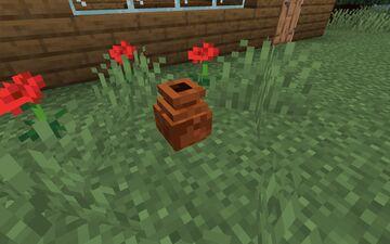 Breakable Pots 1.17 Minecraft Data Pack
