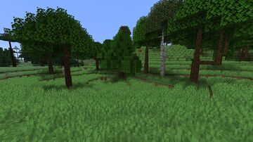 More Grass. Minecraft Data Pack