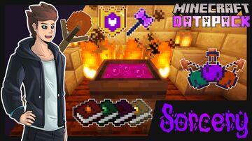 The Sorcery Datapack Minecraft Data Pack