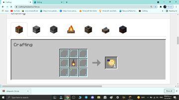 craftable light Minecraft Data Pack