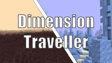 Dimension Traveller Origin Minecraft Data Pack