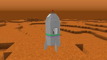 Journey to mars [1.1] Minecraft Data Pack