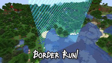 Minecraft Border Run Minecraft Data Pack