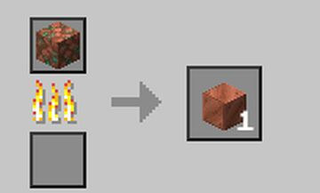 1.17 raw blocks smelt but it takes longer Minecraft Data Pack