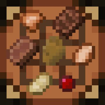 Bread Crumbs Minecraft Data Pack