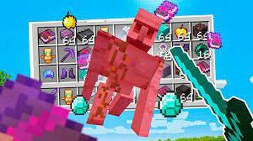 Minecraft but golems are op! Minecraft Data Pack
