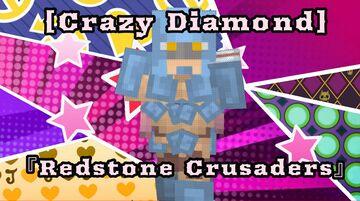 Jojo's bizarre adventure: [Crazy Diamond] - 『Redstone Crusaders』 Minecraft Data Pack