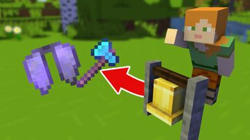 Minecraft but Ringing Bells Gives Op Loot Minecraft Data Pack