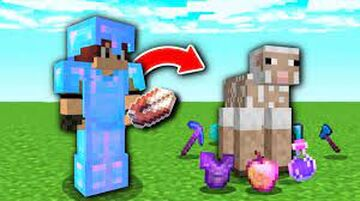 Minecraft but the sheep are op! Minecraft Data Pack