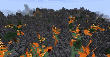 all basalt deltas with magma cubes Minecraft Data Pack