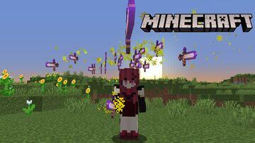 Magic Living Sword4.0----Gate1.16 Minecraft Data Pack