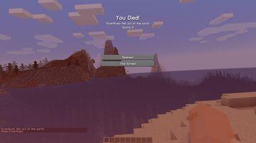 Unreliable Respawn Minecraft Data Pack