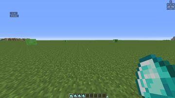 walking backwards give diamonds! Minecraft Data Pack
