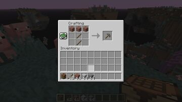 Stone Pickaxes [OUTDATED] Minecraft Data Pack
