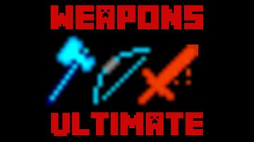 Weapons Ultimate Minecraft Datapack Minecraft Data Pack