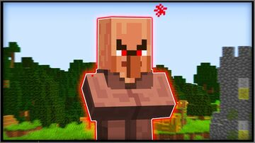 Minecraft, but VILLAGERS FIGHT BACK! - JohnPaulInso Minecraft Data Pack