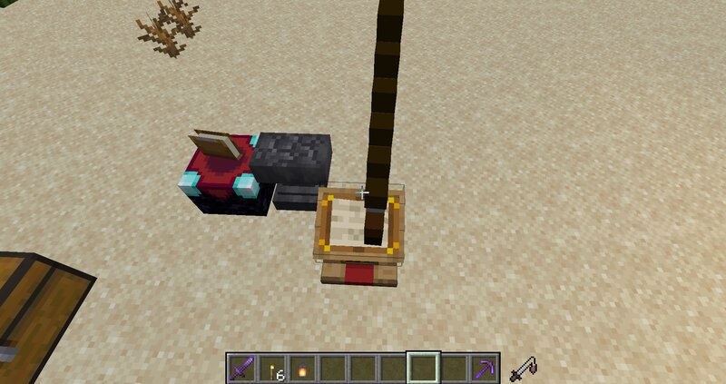 Throw items on Enchanting Table or Lectern