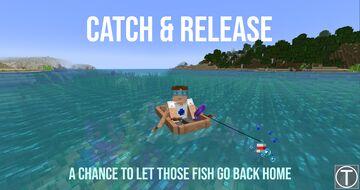 Catch & Release [Fish a pet] 1.0 Minecraft Data Pack