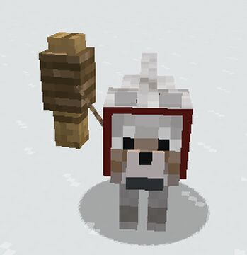 Wolf Guard Minecraft Data Pack