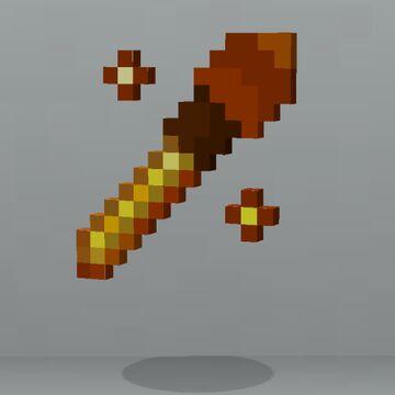 Fire Element Wand (check description)-(1.16.x)-(FIRST DATA PACK!) Minecraft Data Pack