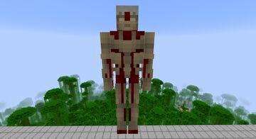 Attack on Titan TITAN SHIFTER [datapack 1.16.5] - By Solda9 Minecraft Data Pack