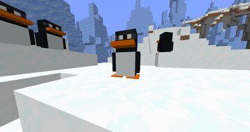 Penguin Datapack Minecraft Data Pack