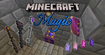 Minecraft: Magic Minecraft Data Pack