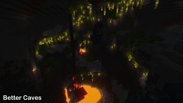 Lushnabler Extension for William Wythers' Overhauled Overworld Minecraft Data Pack