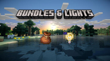 Bundles  & Lights Minecraft Data Pack