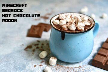 Minecraft Bedrock Hot Chocolate Mod Minecraft Data Pack