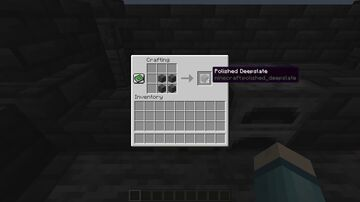 Improved Deepslate Crafting Minecraft Data Pack