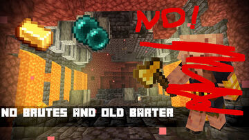 Old Barter & No Brutes Datapack Minecraft Data Pack