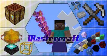 Mastercraft Minecraft Data Pack