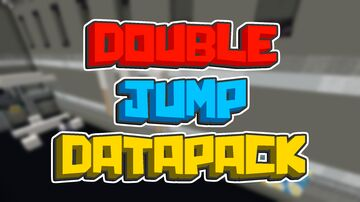 Double Jump Datapack Minecraft Data Pack