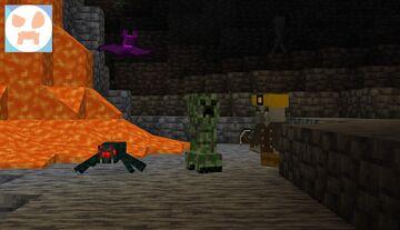 Deepslate Mobs Datapack Minecraft Data Pack