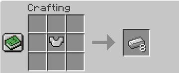 Armor Recycle Minecraft Data Pack