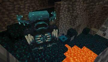 Deep Dark Concept Datapack for Minecraft 1.17 | V8.0 Nevermind the warden will come in the 1.19 Minecraft Data Pack