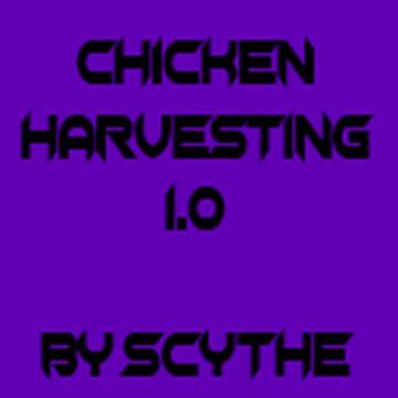Chicken Harvesting Minecraft Data Pack