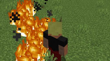 Trail of Fire Minecraft Data Pack
