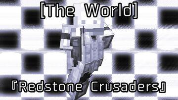 Jojo's bizarre adventure datapack: [The World] - 『Redstone Crusaders』 Minecraft Data Pack