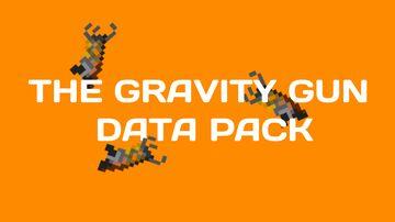 THE GRAVITY GUN DATA PACK Minecraft Data Pack