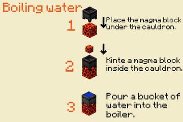 Datapack Boiler update Minecraft Data Pack