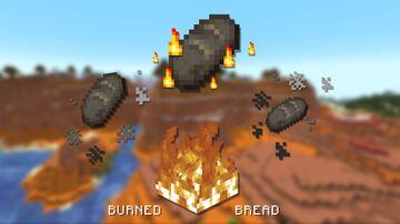 Burned Bread Minecraft Data Pack