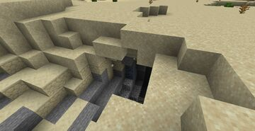 Desert Lapis Minecraft Data Pack