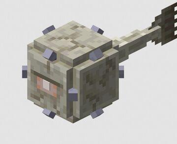 Silent Elder Guardian Curse Minecraft Texture Pack