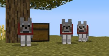 Undying Dogs Minecraft Data Pack