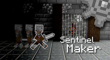 Sentinel Maker - Silvathor Minecraft Data Pack