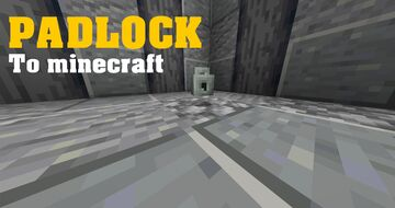 PADLOCK Minecraft Data Pack