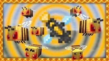 Bee Gun Minecraft Data Pack