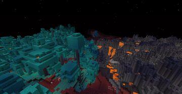 Dimension Swap Minecraft Data Pack